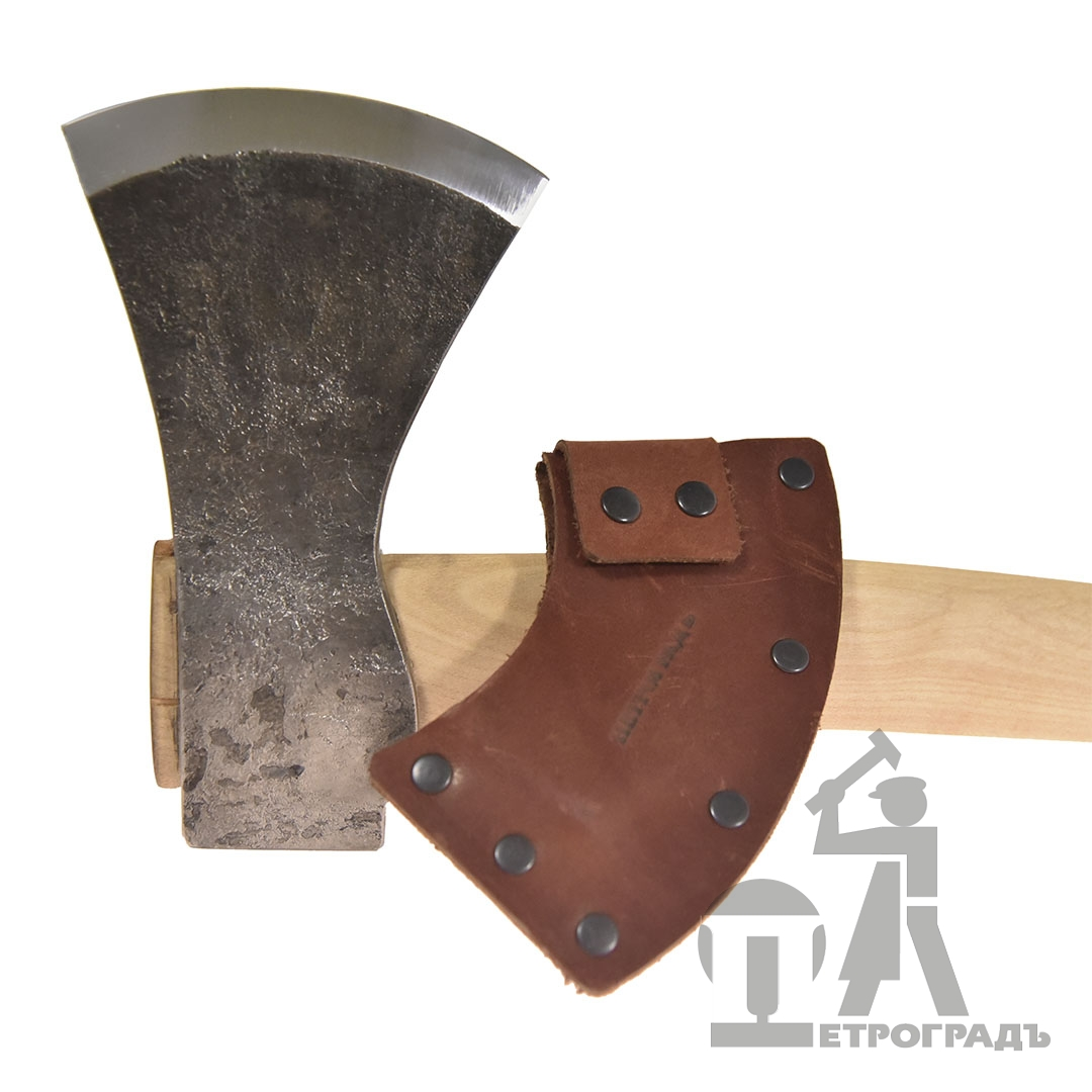 Carpenter axe PETROGRAD, model Murom, 630mm/120mm