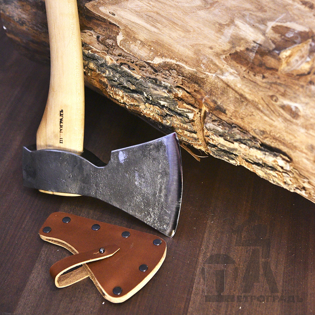 Outdoor axe PETROGRAD, model Polotsk X, 490mm/120mm