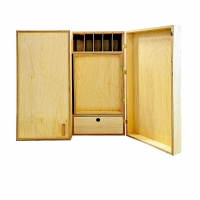 Tool Cabinet 880*950*400, type 2, plywood