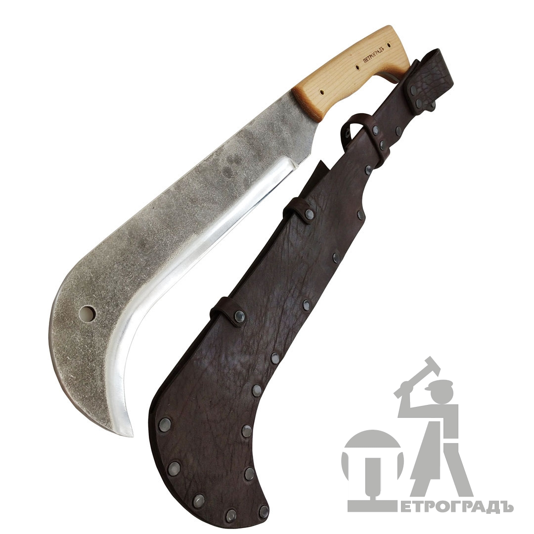 Machete PETROGRAD, Bill Hook type