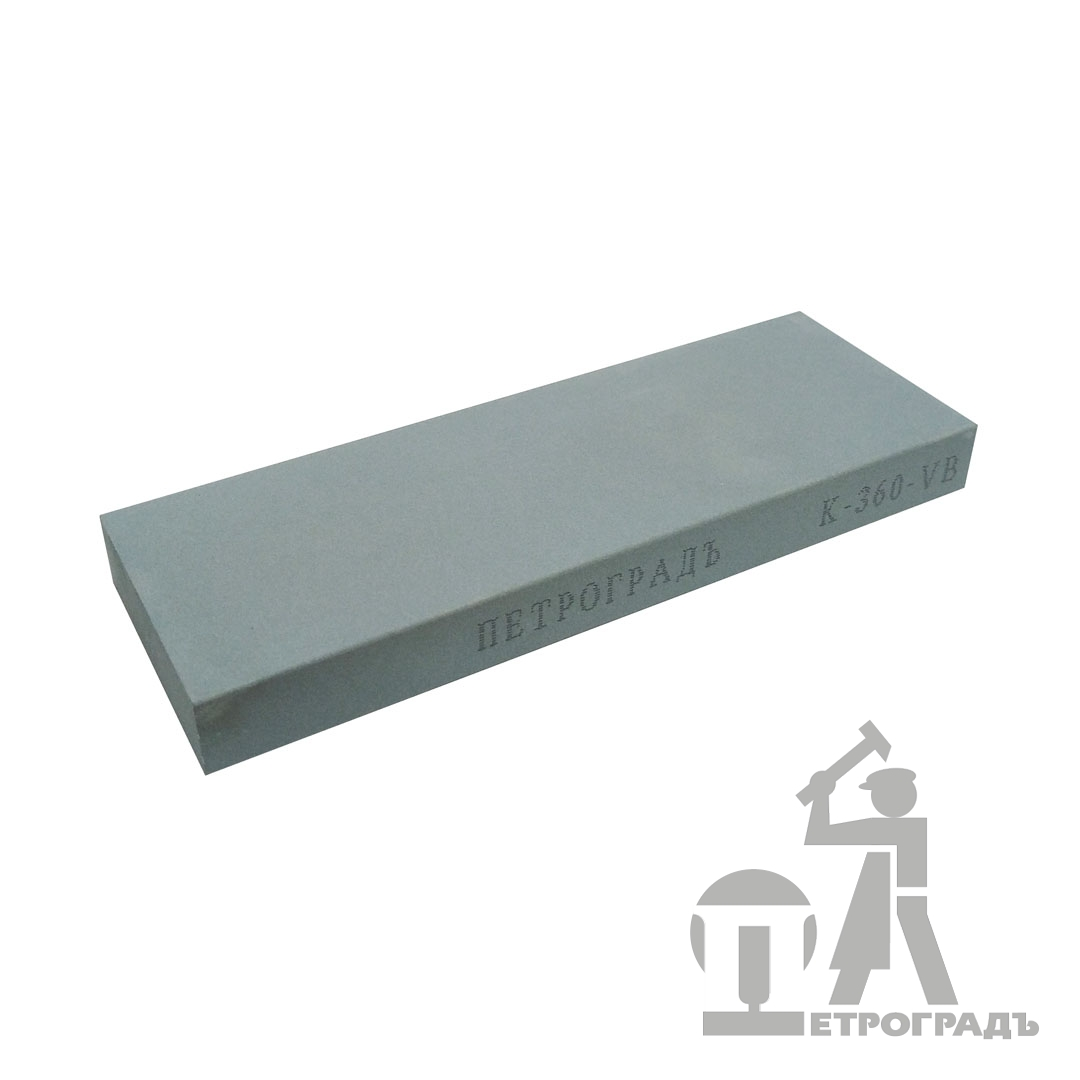 Sharpening stone PETROGRAD, 200*70*20mm,  360 grit