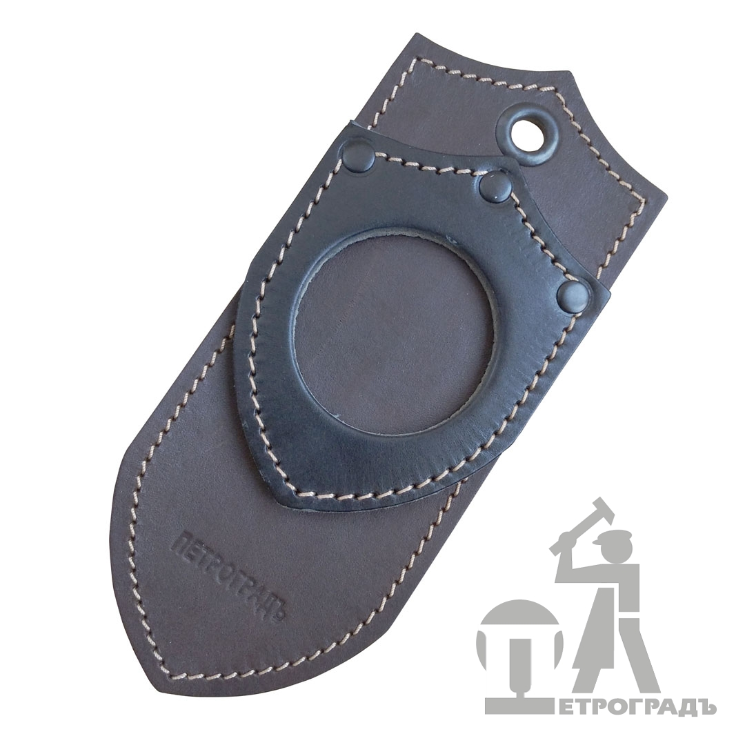 Leather Apron Plane Holster for planes with knob (nn 3, 4), 204mm*84mm