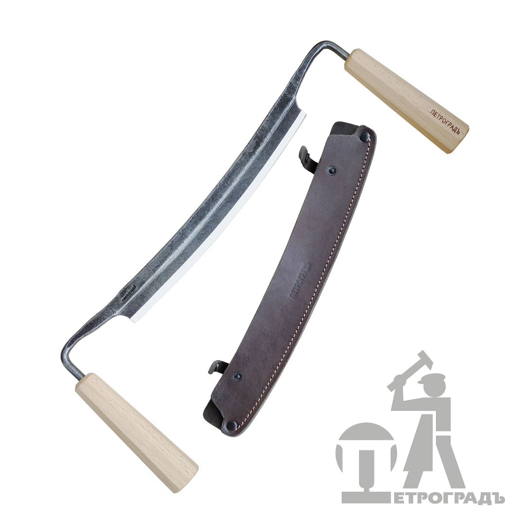 Carpentry drawknives